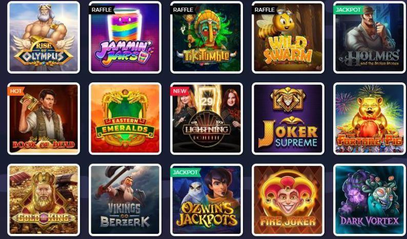 Lucky8 jogos de casino