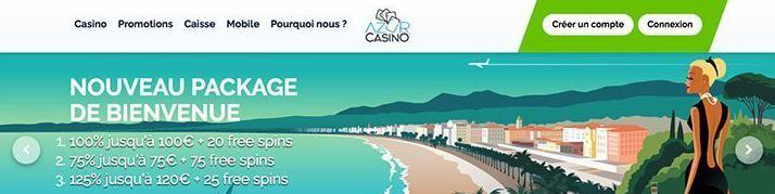 azur casino avis conta